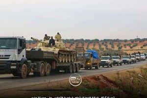 Syria: Phiến quân triển khai lực lượng đến mặt trận Manbij nóng bỏng