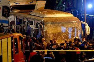 Xe chở du khách Việt trúng bom ở Ai Cập, 4 người chết