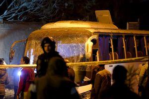 Có 2 trẻ em trong vụ đánh bom xe du khách Việt Nam ở Ai Cập