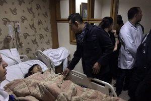 Đề nghị cấp visa khẩn cho người thân các nạn nhân trong vụ đánh bom xe tại Ai Cập