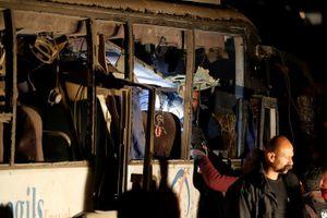 Đánh bom xe buýt ở Ai Cập, 3 du khách Việt Nam thiệt mạng