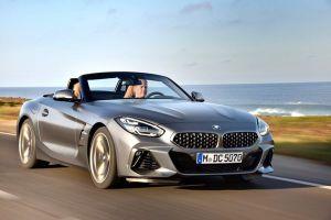 BMW Z4 M40i chính thức trình làng.