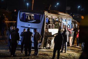 Quốc tế lên án vụ đánh bom xe chở du khách Việt Nam tại Ai Cập