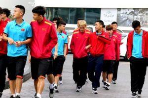 Asian Cup 2019: ĐT Việt Nam gặp khó khăn với 'khí hậu sa mạc' ở Qatar