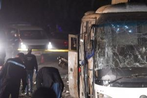 Thân nhân du khách vụ đánh bom xe có thể qua Ai Cập trong đêm nay