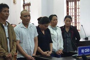 VỤ TRỘN TẠP CHẤT NHUỘM THAN PIN VÀO HỒ TIÊU: 5 bị cáo nhận hơn 36 năm tù