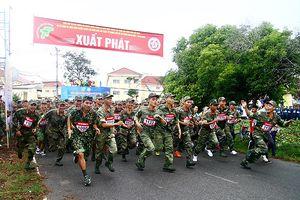 1.500 VĐV chạy Việt dã mừng 40 năm Cần Giờ sáp nhập với TPHCM