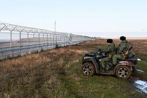 Nga xây dựng hàng rào điện tử để bảo vệ bán đảo Crimea