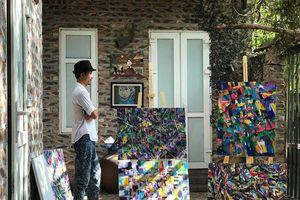 'Bốn mùa yêu thương' của họa sĩ Trần Lâm Bình