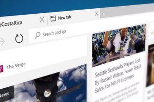 Microsoft Edge tiết kiệm năng lượng hơn Chrome và Firefox