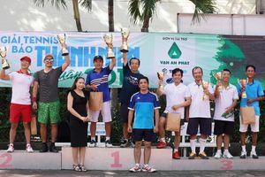 Sôi nổi và hào hứng giải quần vợt mừng Xuân báo Thanh Niên