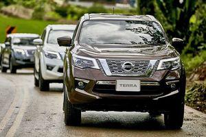 Đánh giá chi tiết Nissan Terra 2019 giá 988 triệu đồng vừa trình làng