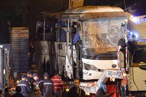 Xe khách bị đánh bom ở Ai Cập, 3 người Việt thiệt mạng