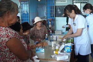 Hội Thầy thuốc trẻ Bình Phước quan tâm chăm sóc sức khỏe bà con nghèo vùng biên giới