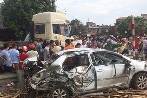 27 người chết vì tai nạn giao thông trong ngày đầu nghỉ tết Dương lịch