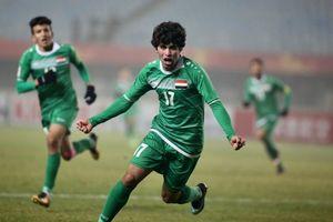 Đội tuyển Iraq mang 6 bại tướng đối đầu Việt Nam
