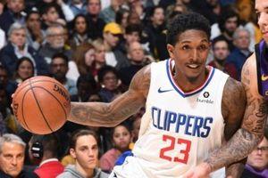 Lou Williams tỏa sáng, Clippers thắng dễ dàng Lakers trong trận derby