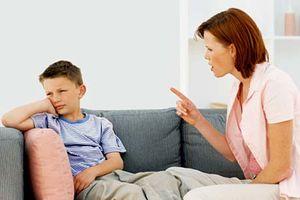 Những lý do kinh điển khiến con cái không nghe lời cha mẹ