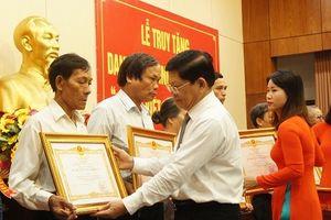 Đà Nẵng: 23 tỷ đồng thăm, tặng quà gia đình chính sách dịp Tết Nguyên đán Kỷ Hợi 2019