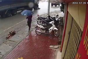 Tin mới vụ 2 mẹ con tử vong vì TNGT thương tâm dưới mưa