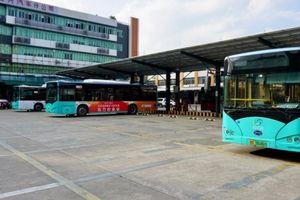 Thành phố đầu tiên trên thế giới có 100% xe buýt chạy điện