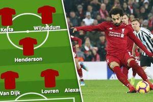 Đội hình Liverpool trước Arsenal: Jurgen Klopp dùng 4 mũi tấn công?