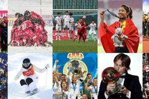 10 sự kiện thể thao trong nước và quốc tế nổi bật năm 2018 do VOV bình chọn