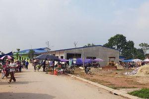 Huyện Tân Yên (Bắc Giang): Xây dựng, cải tạo chợ có nhiều sai phạm