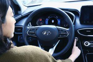 Hyundai sẽ có xe ô tô mở khóa bằng vân tay đầu tiên trên thế giới