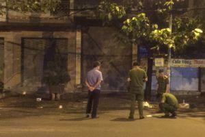 Giang hồ nổ súng trong đêm khiến 1 người nguy kịch ở Sài Gòn