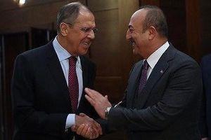 Nga, Thổ Nhĩ Kỳ nhất trí phối hợp về Syria