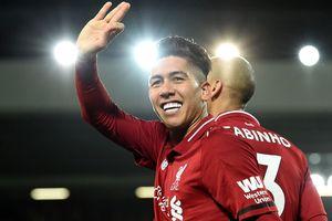 Hủy diệt Arsenal 5-1, Liverpool độc chiếm ngôi đầu Premier League
