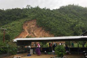 Lở núi khiến 3 người chết ở Khánh Hòa: Người dân nghe thấy 'ầm ầm'