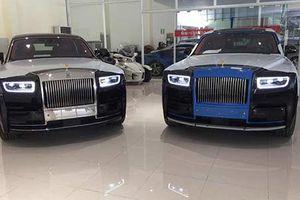 Rolls-Royce Phantom VIII về Campuchia, đại gia Việt phát thèm