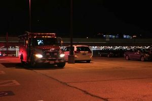 Sự cố cầu máy bay tại Mỹ, 6 người bị thương