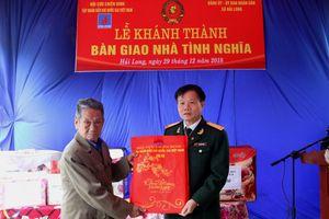 Hội CCB Tập đoàn trao nhà 'Nghĩa tình đồng đội' tại Hải Hậu, Nam Định