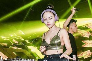 Bi kịch cuộc đời nữ DJ bốc lửa mê đắm 'trùm' giang hồ