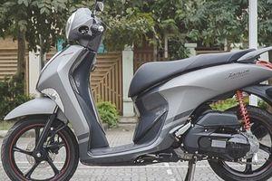 Giá xe Yamaha Janus 2018 mới nhất được niêm yết tại các cửa hàng