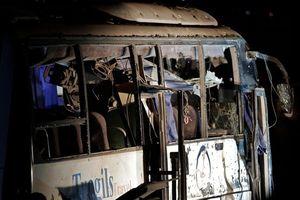 Lướt tin trên mạng, bàng hoàng nhận ra em trai gặp nạn trong vụ đánh bom khủng bố ở Ai Cập
