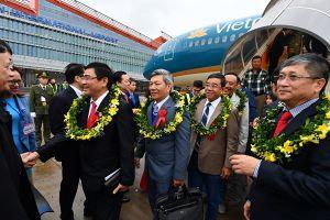 Sun Group khai trương, thông tuyến sân bay, cảng biển, cao tốc tại Quảng Ninh