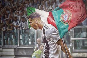 Ronaldo lập kỷ lục chưa từng có tại Serie A; Sao Brazil bị Barca 'lật kèo'