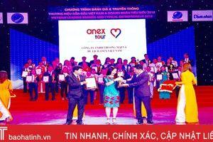 2 doanh nghiệp được vinh danh 'Thương hiệu dẫn đầu Việt Nam' và Doanh nhân tiêu biểu 2018'