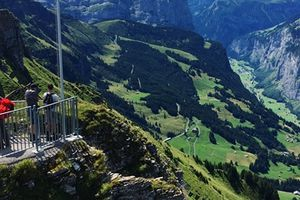 Lauterbrunnen: Thung lũng của suối thác