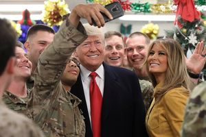 Chuyến đi của ông Donald Trump tới Iraq: lợi bất cập hại, lộ bí mật đặc nhiệm Mỹ