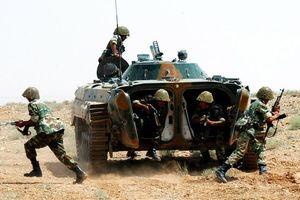 Quân đội Syria tiêu diệt 3 tay súng IS khi truy quét khủng bố ở al-Safa, Sweida
