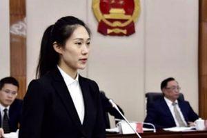 Tranh cãi về nữ Phó thị trưởng mới 28 tuổi ở Trung Quốc