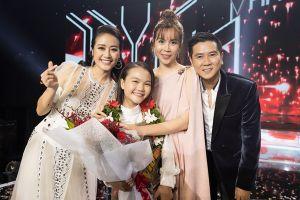 Lưu Hương Giang - Hồ Hoài Anh lần thứ 3 làm nên quán quân tại Giọng hát Việt nhí