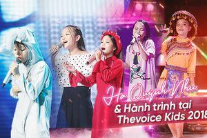 Tân Quán quân Hà Quỳnh Như: Hành trình của 'cô gái triệu view' và 'giấc mơ có thật' tại The Voice Kids 2018