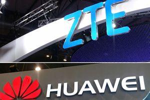 Huawei, ZTE phủ bóng đàm phán Mỹ - Trung