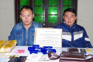 Vận chuyển 12.000 viên ma túy tổng hợp từ Lào về để tiêu thụ